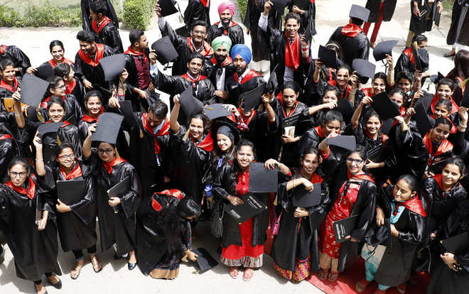 204 get degrees during convocation