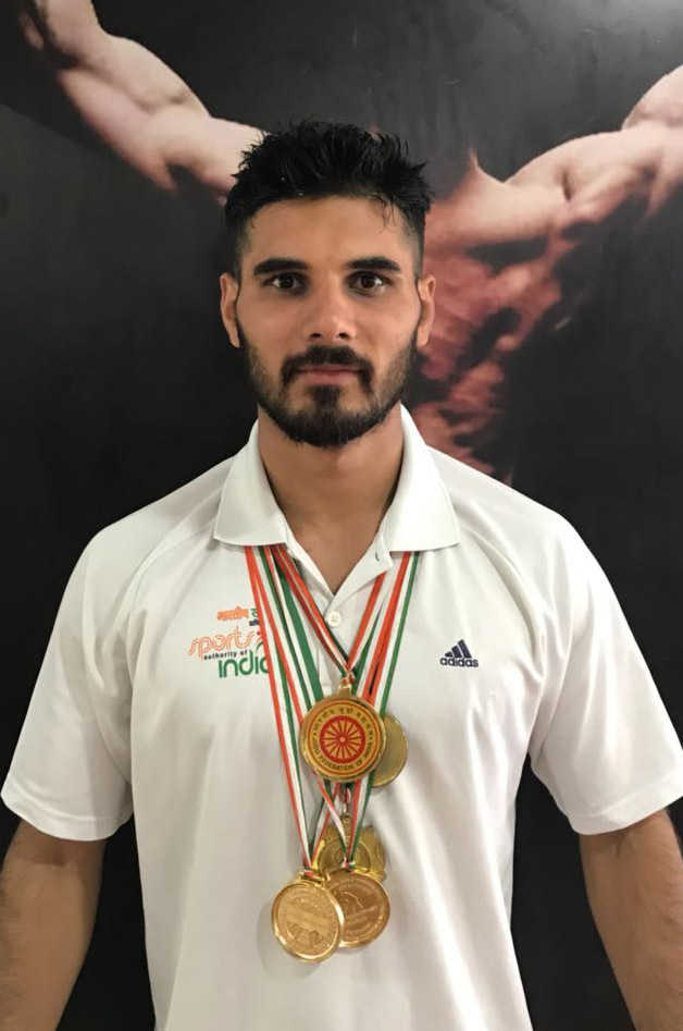 City-based judoka to represent country at Asian meet in Lebanon