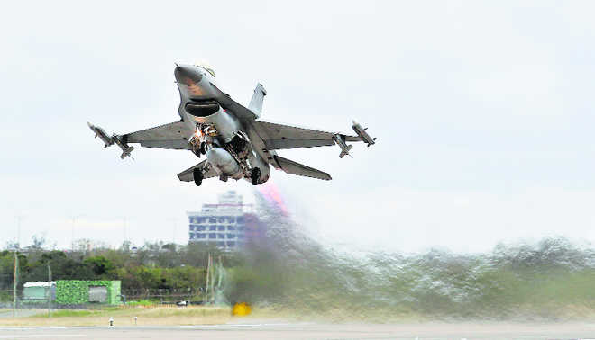 IAF: too high to vie?