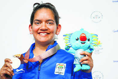 Learnt my lesson from rifle malfunction at CWG: Anjum Moudgil