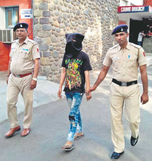 City police claim to solve six cases with arrest of four