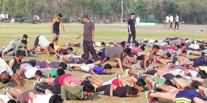Retired Captain on mission to train youth for defence services