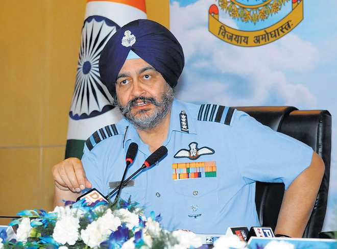 IAF's mega exercise achieved more than its stated objectives: Dhanoa