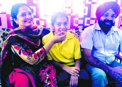 Marks don't make any difference, says Patiala topper Harmandeep