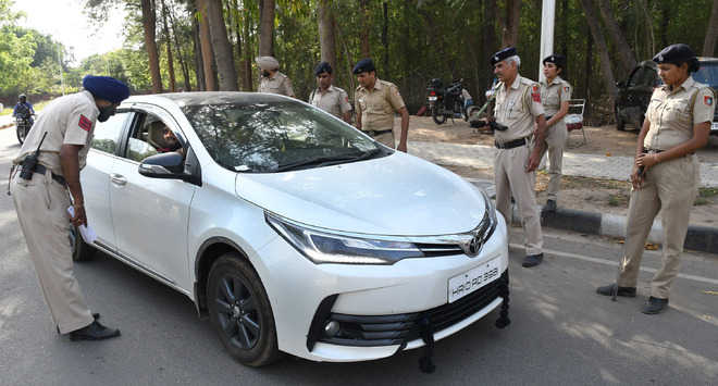 Security at HC beefed up after threat call