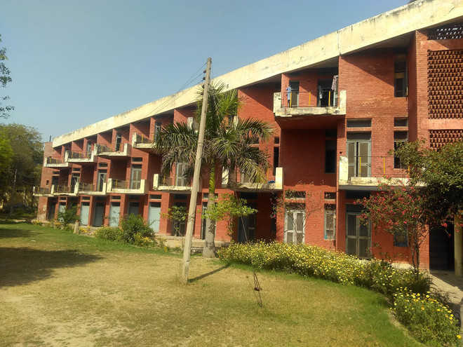 CUP may shift students to college hostel