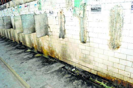 Unhygienic bathrooms at govt hospitals, nobody bothers