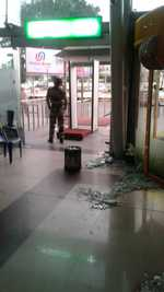 Storm damages glass windows, ceilings at Amritsar airport