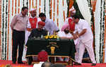 Amarinder allocates portfolios to new ministers