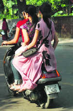 Helmet to be must for women in UT