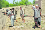 Taliban announce spring offensive, dismiss peace overtures