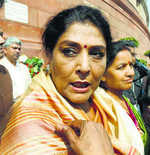 Why didn't Renuka speak on casting couch when she was MP: Sena