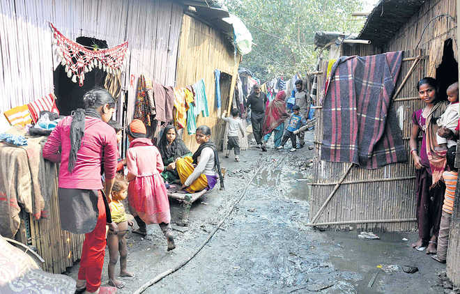 47.7 pc people living in Delhi slum found to be overweight