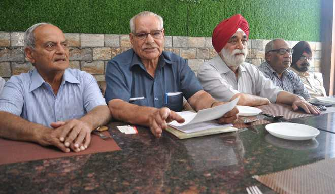 Defying age, senior citizens strive to better SBS Nagar