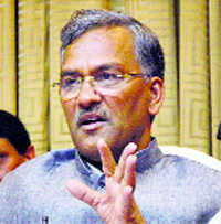 Rahul should expel PC: Rawat