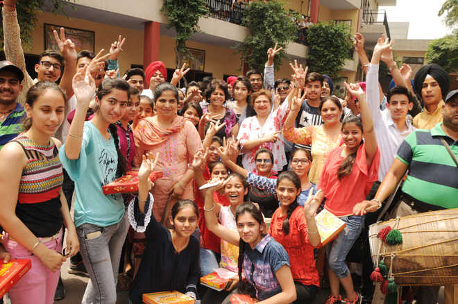 Students shine in ICSE exams