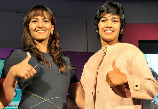 Phogat sisters dropped from Asiad camp over 'serious indiscipline'