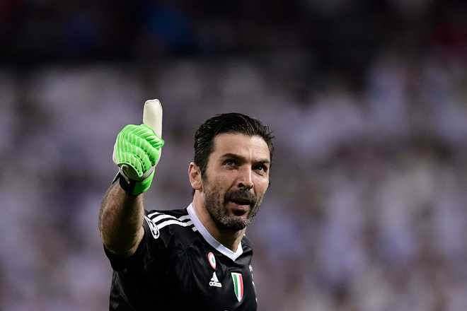 Italy's Buffon to leave Juventus after 17 years