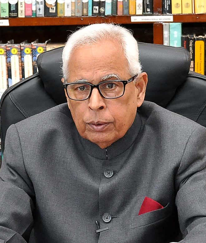 Governor Vohra promulgates 2 ordinances against rape