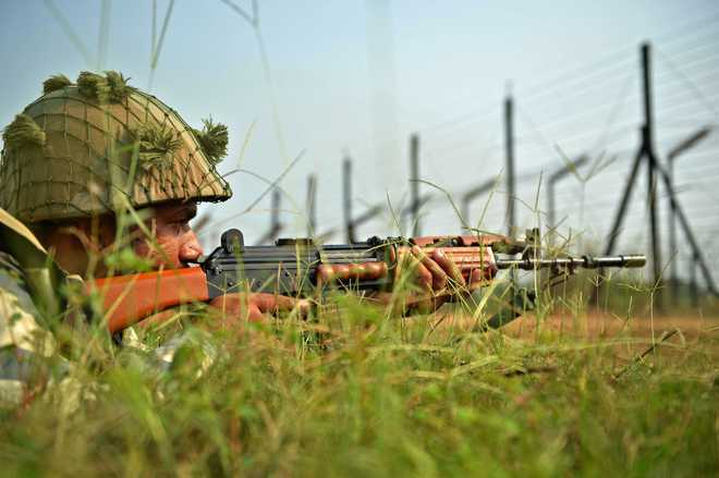 Pakistani troops 'plead for ceasefire' after BSF destroys assets across IB