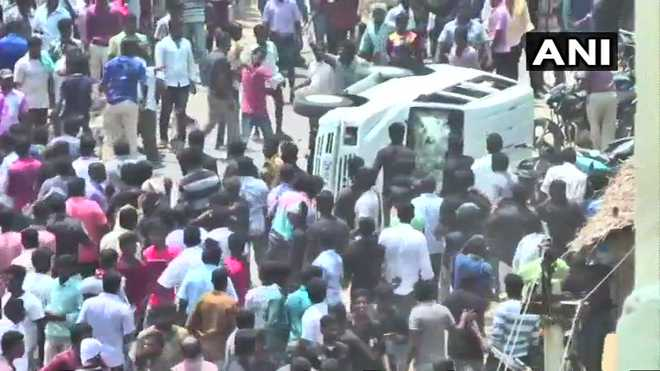 9 killed as anti-Sterlite protest turns violent in TN