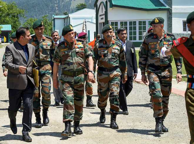 Army Chief hints at extending truce