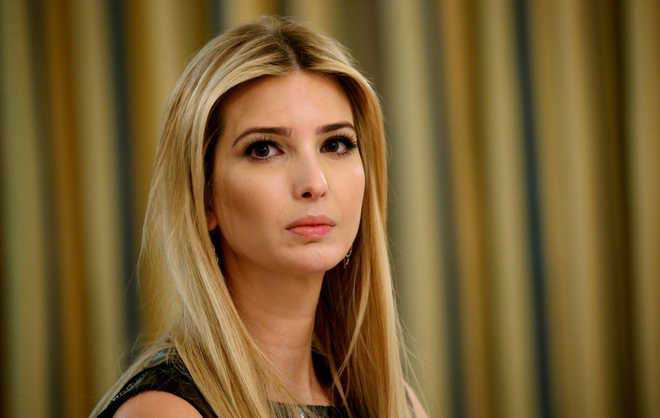 Seven new Trademarks registered to Ivanka Trump