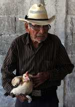 Work key to long life, says Mexican who at 121 yrs may be world's oldest man