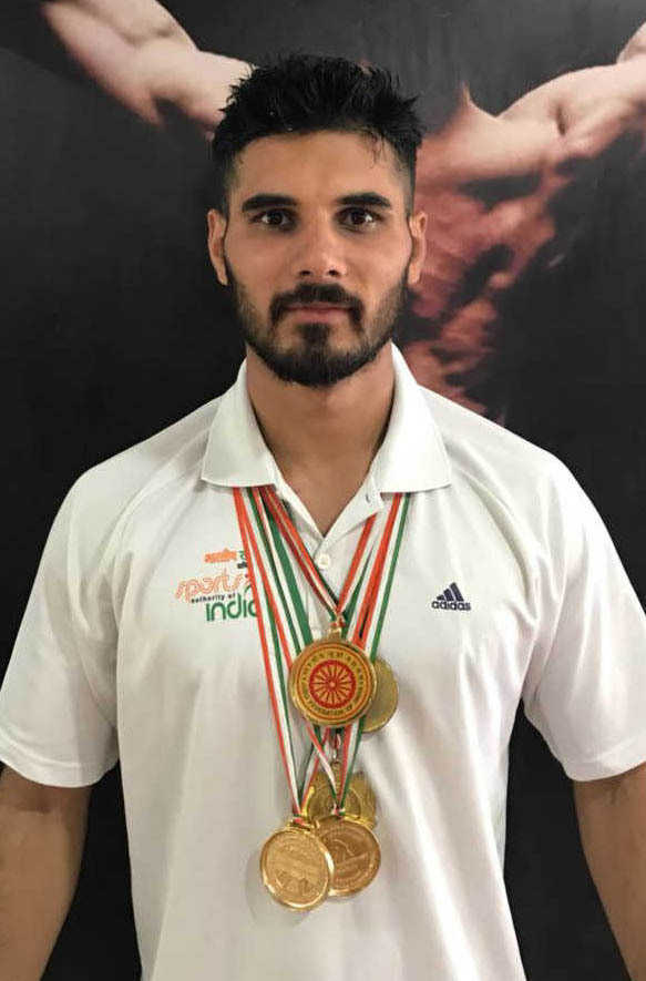 City judoka to represent country in Asian Games