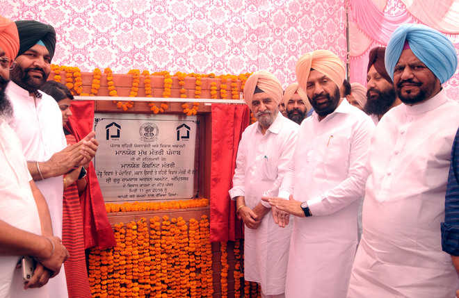 Decision on illegal colonies to be people-friendly: Tripat Bajwa