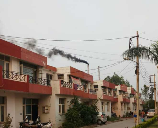 Residents gasp for fresh air as factory ash rains trouble