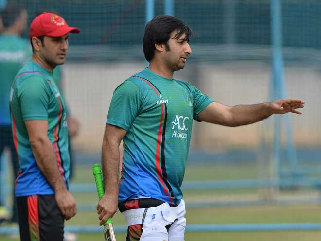 India-Afghan test: A celebration of ties