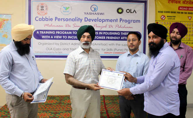 250 city taxi drivers given training in soft skills, English