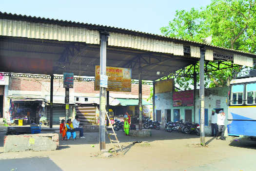 Nabha bus terminal cries for attention