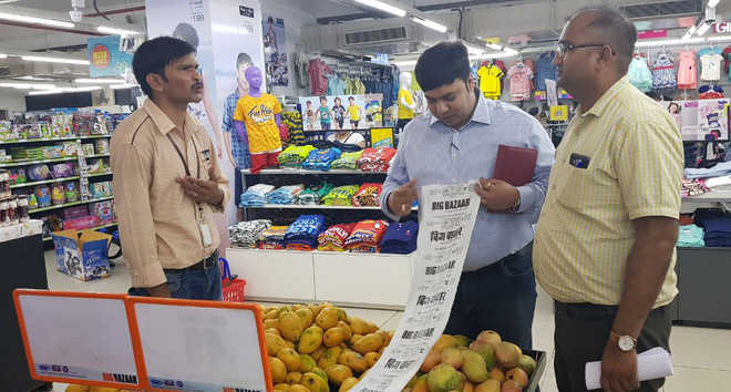 Artificially-ripened mangoes destroyed during inspection