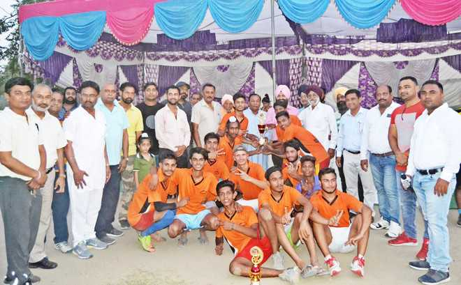 2-day hockey tournament concludes