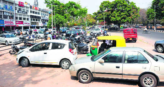 MC to convert 73 lots in city into paid parking