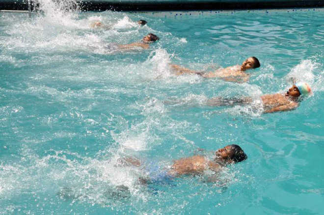 Now, GNDU pool open for residents