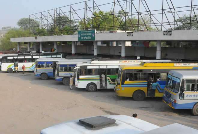 Poor security: Incidents of theft on rise at bus stand