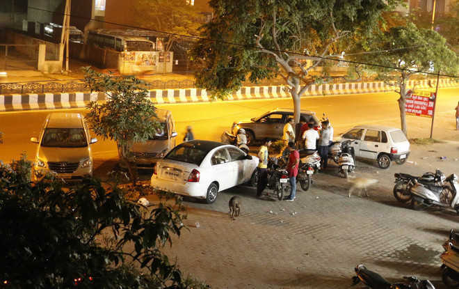 Only nine challans for drunken driving this year