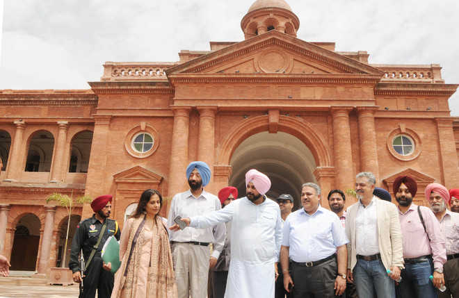 Sidhu for tourism promotion