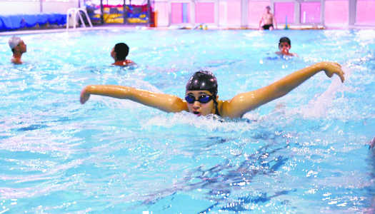 First-ever open swimming championship from July 7