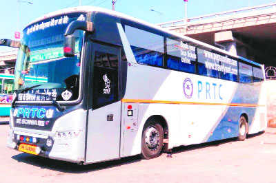 AC bus stand project may take off soon