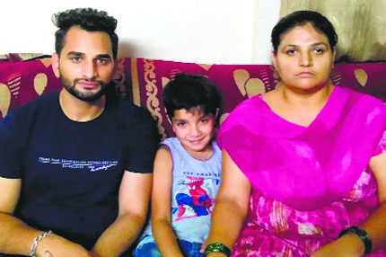 Govt initiative gives new lease of life to four-year-old city student