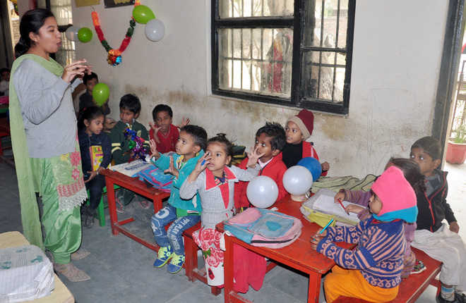 Over 11K pre-primary admissions in district