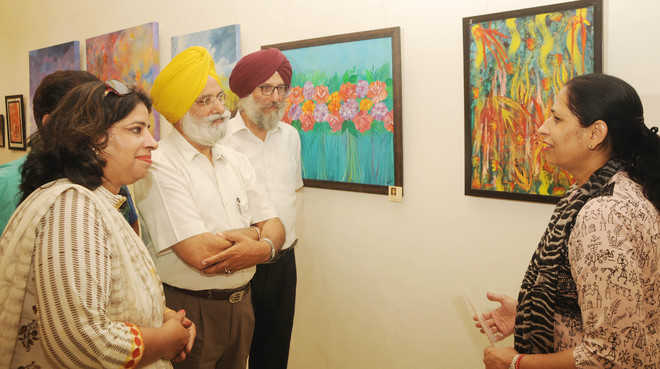 IAFA hosts exhibition to promote 3D art