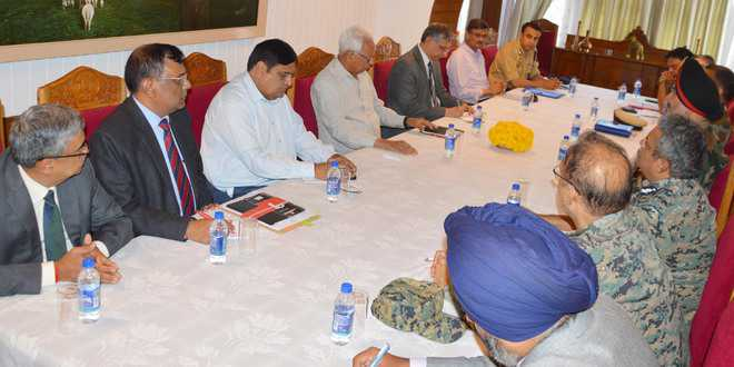 Day 1: Governor reviews security, wants strong response to terror