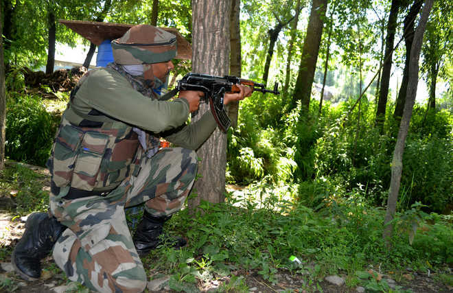 Fake videos on social media 'wrongly' project Army in Kashmir