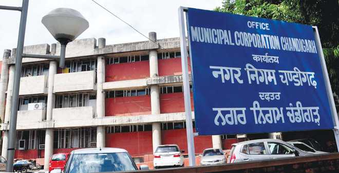 MC wants UT to take over Rs 100-cr works