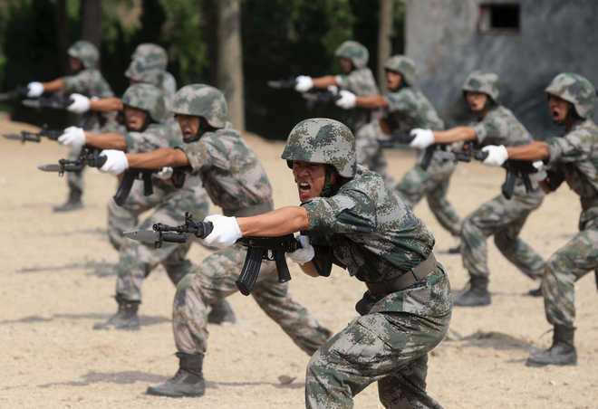 China's PLA holds drill in Tibet, first since Doklam standoff